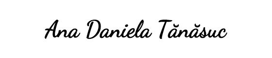 Ana Daniela Tănăsuc logo